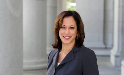 Kamala Harris Sworn In As California's Newest U.S. Senator